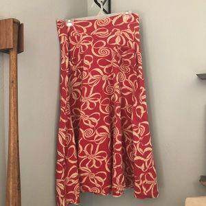 Effie's Heart Skirt with Heart Pockets ♥️